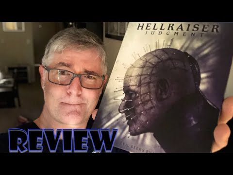 Hellraiser: Judgement Blu Ray Movie Review