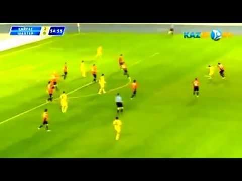 Артур Едигарян Супер ГОЛ (видео)