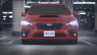 2014 Subaru WRX Revealed