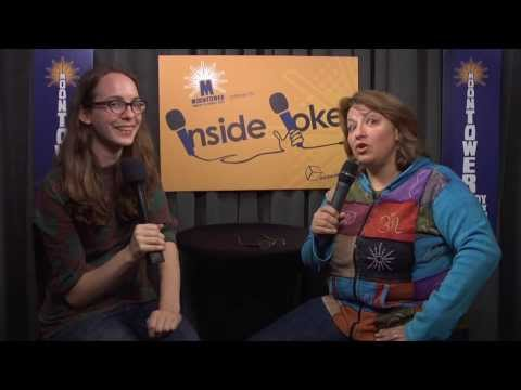 Inside Joke Interviews Jackie Kashian