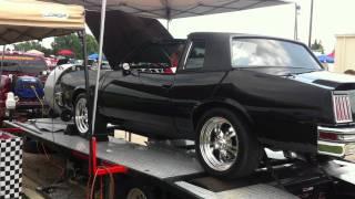 1979 Grand Prix Dyno - 373HP to rear wheels