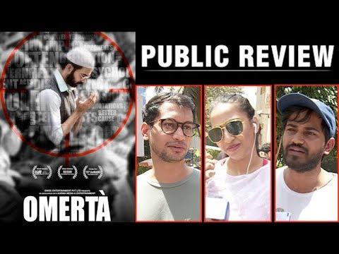Omerta Movie Public Review | Rajkummar Rao, Hansal