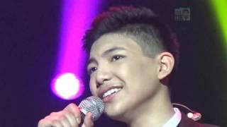 Download Lagu DTE Concert Darren Tuyo ng Damdamin and Maghintay Ka Lamang Mp3