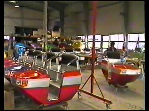 Huss Maschinenfabrik Bremen Video