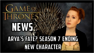 Let's talk about Game of Thrones News! New character, people complain about something in this video they don't like because it's...