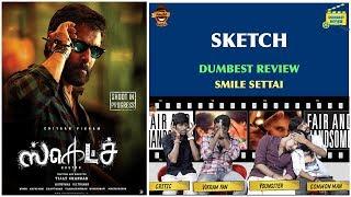 Video Sketch Movie Review | Dumbest Review | Vikram, Tamannah | Smile Settai MP3, 3GP, MP4, WEBM, AVI, FLV Januari 2018