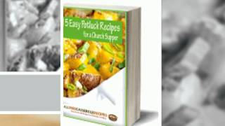 15 Easy Potluck Recipes For A Church Supper Free ECookbook