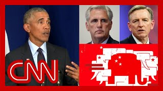 Video Former President Obama unleashes on Trump, GOP - Full speech from Illinois MP3, 3GP, MP4, WEBM, AVI, FLV Juni 2019