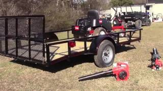 7. Toro 74720 Utility Trailer Echo Package Deal Review