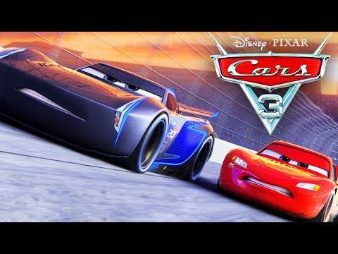 CARROS 3 - O INICIO com RELÂMPAGO McQUEEN!!! (Gameplay)