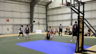 Basketball video footage Day 1 -Rexall Centre - York University Hosted by the Ontario Basketball Association - OBA.
