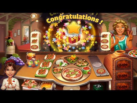 Cook It /PIZZAria - FULLY UPGRADED /Levels 173, 179, 180, 185, 188/ Part 8