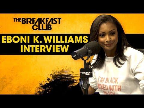 Eboni K. Williams On Leaving Fox News, Political Narratives, Jussie Smollett's Case + More