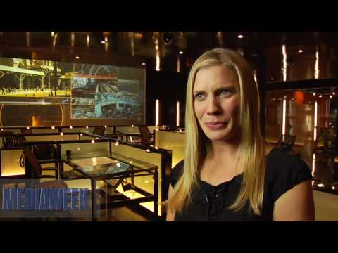 Katee Sackhoff Mediaweek Interview