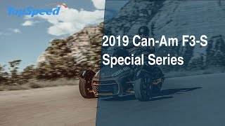 1. 2019 Can-Am F3-S Special Series