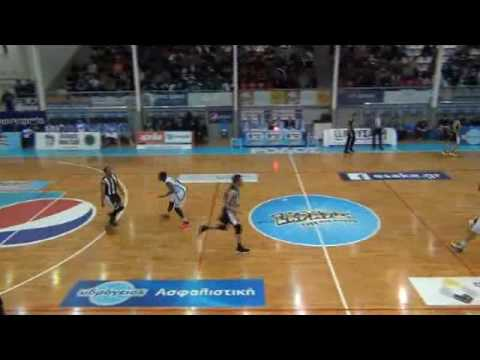 Kolossos Rhodes-PAOK 74-56 (no11 white)