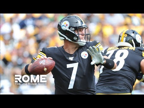 Video: Ben Roethelisberger Out For Season With Elbow Injury | The Jim Rome Show