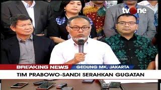 Video [BREAKING NEWS] Konferensi Pers Tim Kuasa Hukum Prabowo-Sandi Saat Serahkan Berkas ke MK MP3, 3GP, MP4, WEBM, AVI, FLV Mei 2019