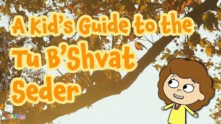 Make Your Own Family Tu B'shvat Celebration with Shaboom!