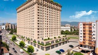 Adora Flatiron Skopje – нов урбанистички симбол во Скопје и Македонија