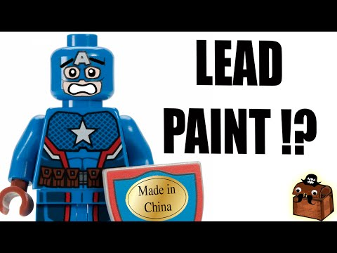 Are Knockoff LEGO Minifigures Safe?