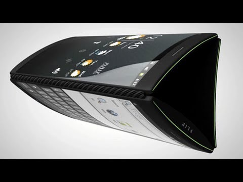 5 Smartphones You Won't Believe Actually Exist! (видео)