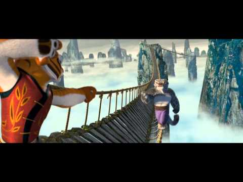 Po vs Tai lung(Kung fu panda) - Thời lượng: 6 phút và 6 giây.