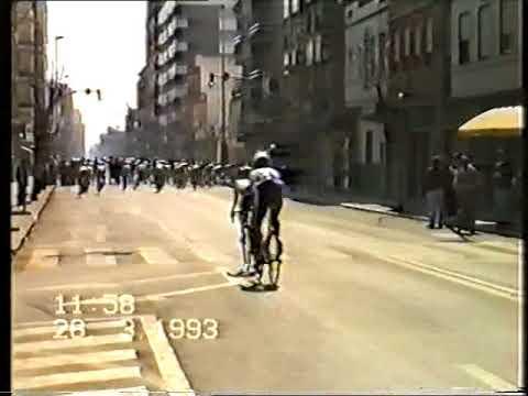 Imagen de Vídeos de carreras cadetes año 1993 Valencia (III)