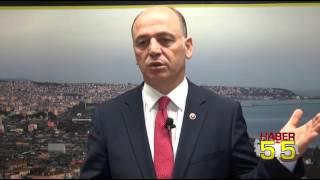 MHP SAMSUN MİLLETVEKİLİ HÜSEYİN EDİS'TEN ÇOK ÖZEL AÇIKLAMALAR (VARAN 1)