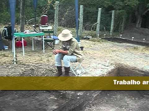 Arqueologia na área do Parklagos