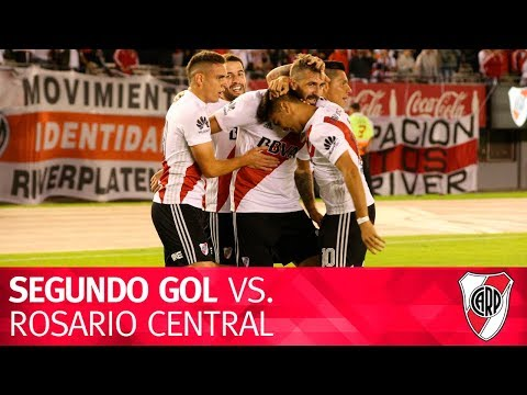 Gol de Lucas Pratto vs. Rosario Central