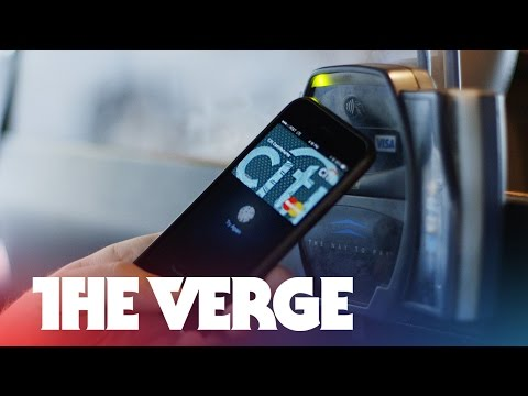 Using - Apple Pay is Apple's new mobile payments platform. We tested it out in New York to see what we could, and couldn't, do with it. Subscribe: http://www.youtube.com/subscription_center?add_user=theve.