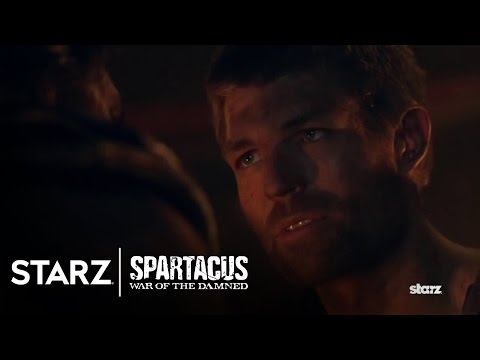 Spartacus 3.08 Preview