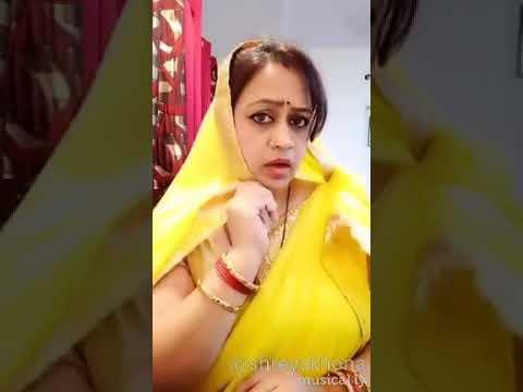 Bhabhijigharpehain #musical.ly #musical.lyindiaofficial #comedy #angooribhabhi #shilpashinde