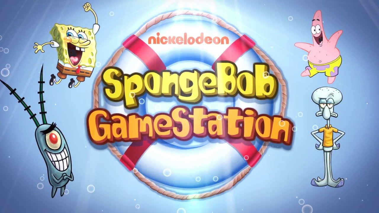 spongebob game station u0027 has soft launched on ios brings all his