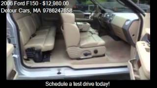 2006 Ford F150 FX4 - for sale in Danvers, MA 01923