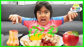 How to keep an Apple from Turning Brown????? Science Experiments for Kids