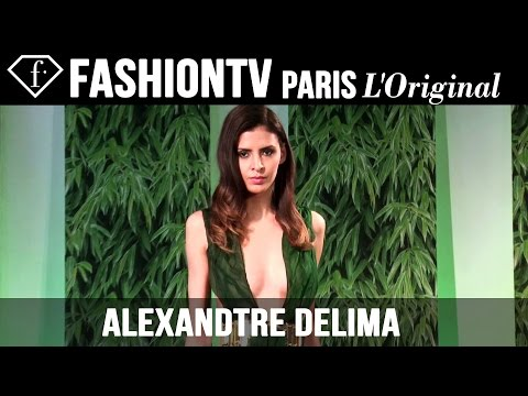 Fashion TV - http://www.FashionTV.com/videos PARIS - See Brazilian designer Alexandre Delima's Haute Couture collection for Fall/Winter 2014-15 on the runway at Paris Couture Fashion Week. For franchising...
