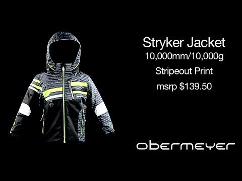 Obermeyer Boy's Stryker Jacket