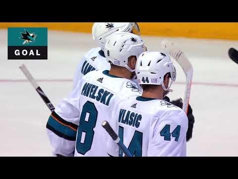 Video: San Jose Sharks vs Dallas Stars | NHL | NOV-08-2018 | 21:30 EST
