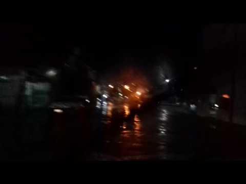 Chove em Mineiros nesta segunda (03)