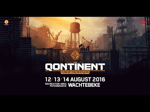 It's here: the official trailer for The Qontinent - Rise of The Restless!