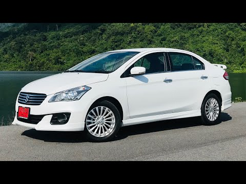 Аренда авто NEW Suzuki Ciaz (18-19) Видео