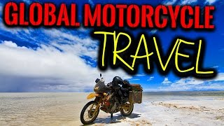 GLOBAL MOTORCYCLE TRAVEL - Globetrotters Meeting 2016