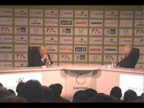 Sepp Blatter Tells the FAI to Piss Off