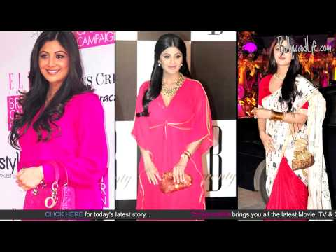 How Did Shilpa Shetty Lose All That Post Pregnancy Weight