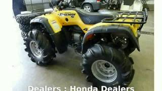 8. 2007 Honda Reflex Base Features & Specs
