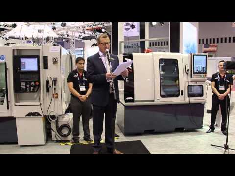 Launch of FX Linear & MX Linear - IMTS 2014