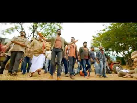 Raja The Great .Hindi dubbed Fight.