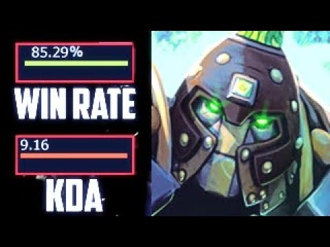 85% Win Rate! Best Earth Spirit Mid Crazy Combo Dota 2